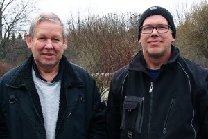 Leif och Håkan Olsson